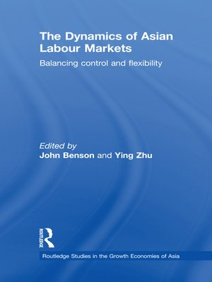 cover image of The Dynamics of Asian Labour Markets