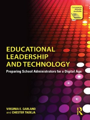 cover image of Educational Leadership and Technology