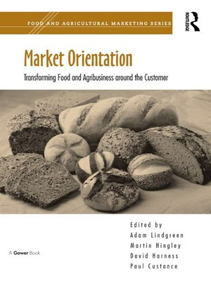 cover image of Market Orientation