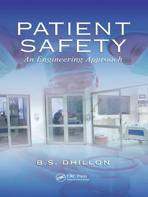 cover image of Patient Safety