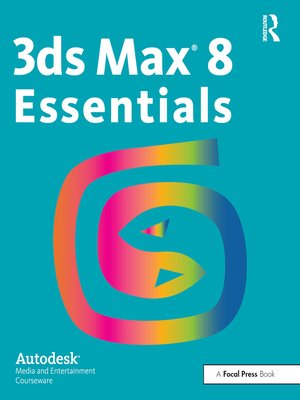 cover image of 3ds Max 8 Essentials
