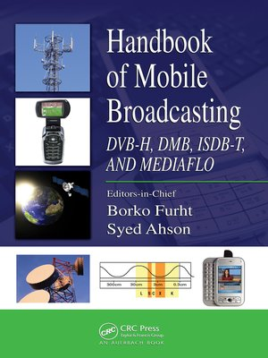 cover image of Handbook of Mobile Broadcasting
