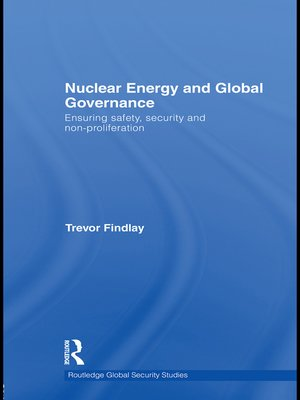 cover image of Nuclear Energy and Global Governance