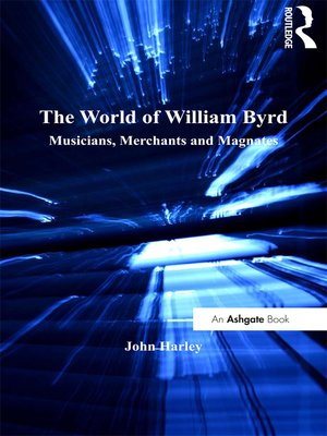 cover image of The World of William Byrd