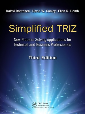 cover image of Simplified TRIZ