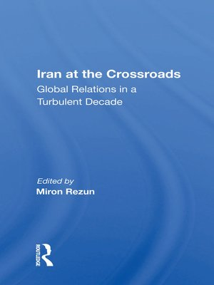 cover image of Iran At the Crossroads