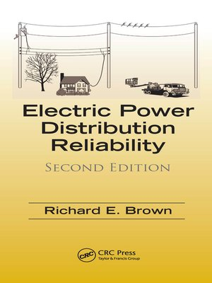 cover image of Electric Power Distribution Reliability