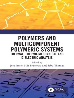 cover image of Polymers and Multicomponent Polymeric Systems