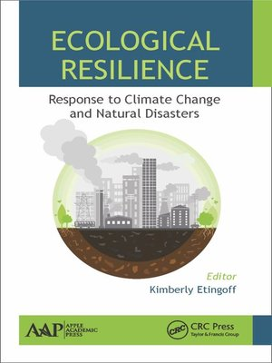 cover image of Ecological Resilience