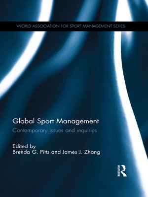 cover image of Global Sport Management
