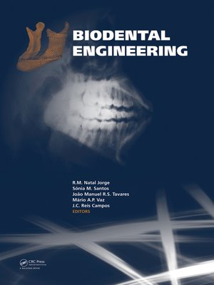 cover image of Biodental Engineering