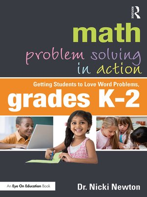 math problem solving books