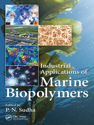 cover image of Industrial Applications of Marine Biopolymers