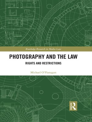 cover image of Photography and the Law