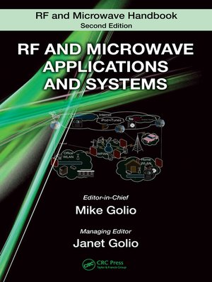 cover image of RF and Microwave Applications and Systems