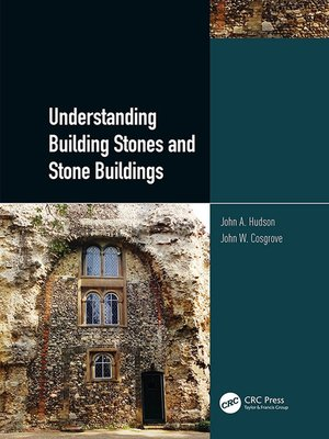 cover image of Understanding Building Stones and Stone Buildings