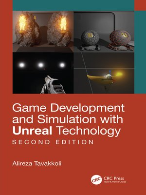 cover image of Game Development and Simulation with Unreal Technology
