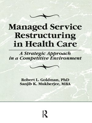 cover image of Managed Service Restructuring in Health Care