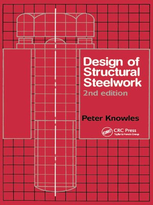 cover image of Design of Structural Steelwork