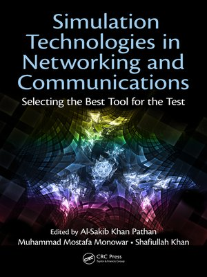 cover image of Simulation Technologies in Networking and Communications