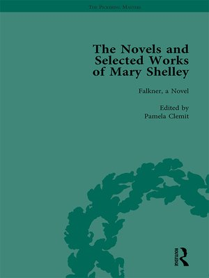 cover image of The Novels and Selected Works of Mary Shelley Vol 7