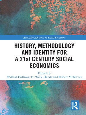 cover image of History, Methodology and Identity for a 21st Century Social Economics