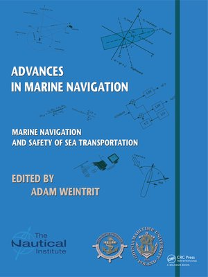 cover image of Marine Navigation and Safety of Sea Transportation