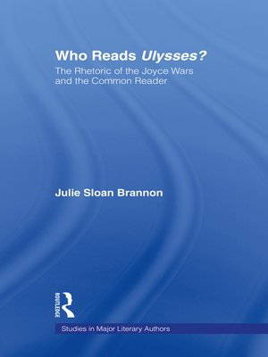 cover image of Who Reads Ulysses?