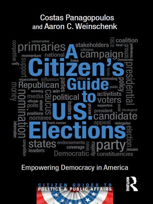 cover image of A Citizen's Guide to U.S. Elections