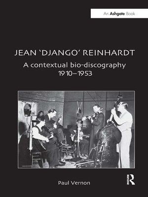 cover image of Jean 'Django' Reinhardt