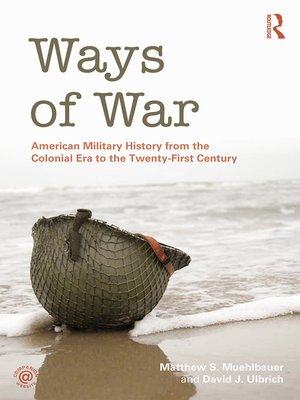 cover image of Ways of War