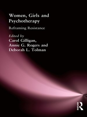 cover image of Women, Girls & Psychotherapy