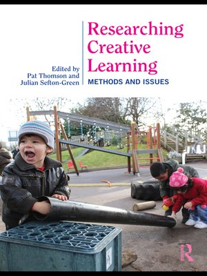 cover image of Researching Creative Learning