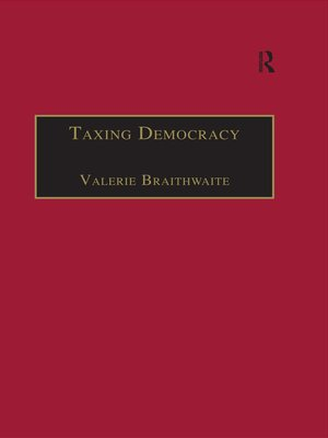 cover image of Taxing Democracy