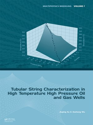 cover image of Tubular String Characterization in High Temperature High Pressure Oil and Gas Wells