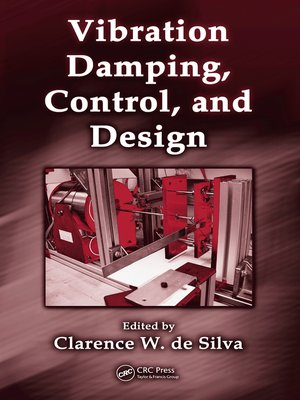 cover image of Vibration Damping, Control, and Design