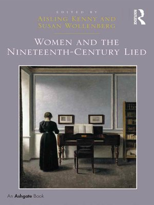 cover image of Women and the Nineteenth-Century Lied