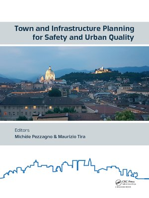 cover image of Town and Infrastructure Planning for Safety and Urban Quality