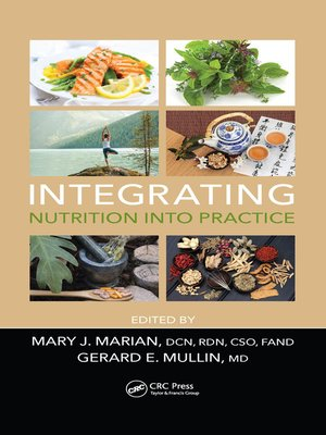 cover image of Integrating Nutrition into Practice
