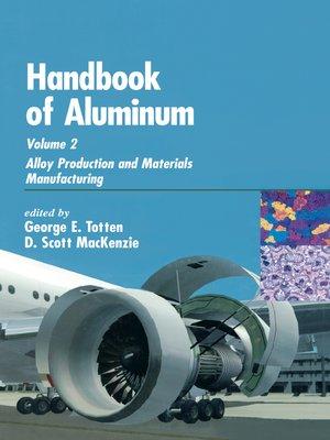 cover image of Handbook of Aluminum