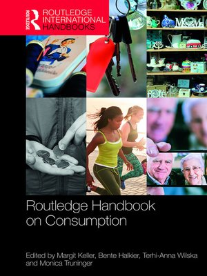 cover image of Routledge Handbook on Consumption