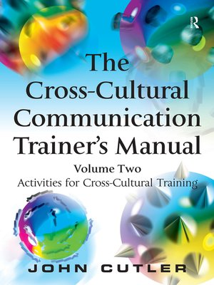 cover image of The Cross-Cultural Communication Trainer's Manual