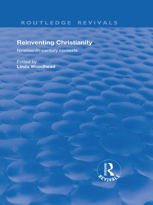 cover image of Reinventing Christianity
