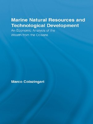 cover image of Marine Natural Resources and Technological Development