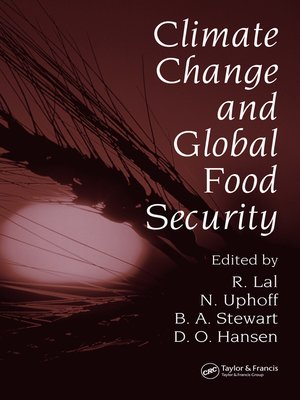 cover image of Climate Change and Global Food Security