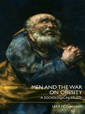 cover image of Men and the War on Obesity