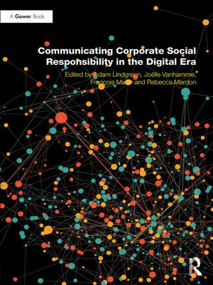 cover image of Communicating Corporate Social Responsibility in the Digital Era