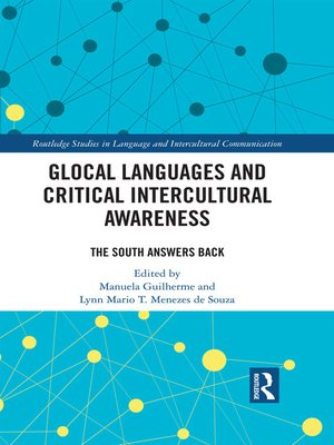 cover image of Glocal Languages and Critical Intercultural Awareness