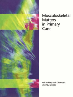 cover image of Musculoskeletal Matters in Primary Care