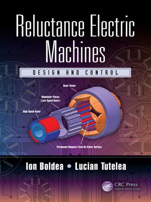 cover image of Reluctance Electric Machines